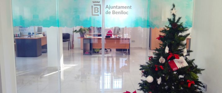 Nadals a l'Ajuntament