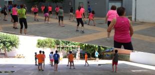 Èxit en les activitats esportives i l'escola d'estiu