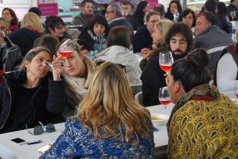 Tast comentat de vins locals