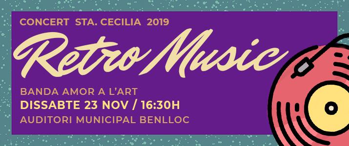 Concert de Santa Cecília 2019