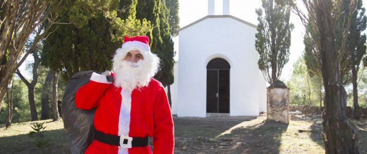 El Pare Noel al Cuartico