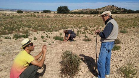 Xerrada sobre agricultura regenerativa del doctor Pinheiro