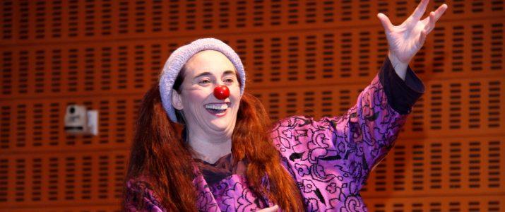 Benlloch acull un curs de clown social de primer nivell