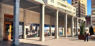 Exposició de Juan Placencia al Mercat de Castelló