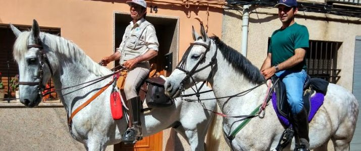 Cavalls a Benlloch