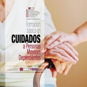 Curs per a la cura de persones dependents
