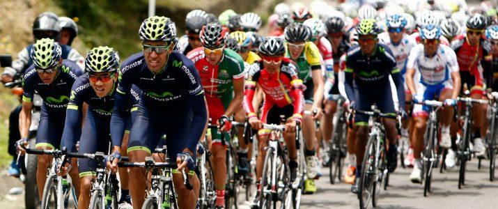 La Volta ciclista a Espanya passa per BENLLOCH!